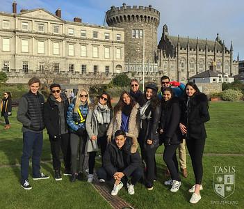 Fall Academic Travel 2016 (High School)