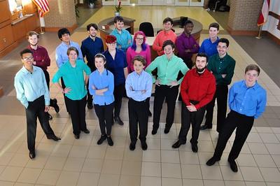 2016-12-15 Percussion Ensemble