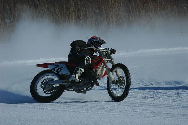 Silver Lake - Jan 20, 2008