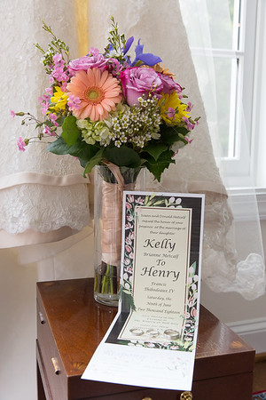Kelly & Hank's Wedding