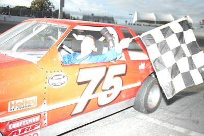 Thompson Speedway 9.17.09 Victory Lane