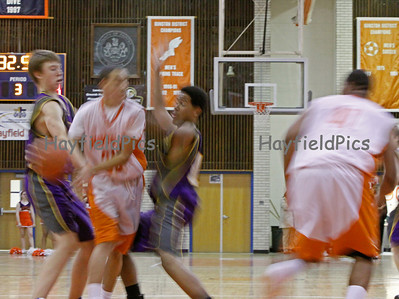Basketball Lake Braddock 1/6/09