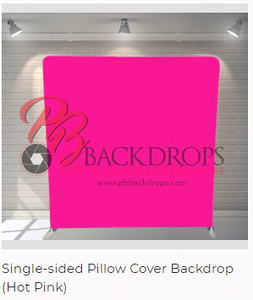 Pillow Cover, Sequin + More Backdrops