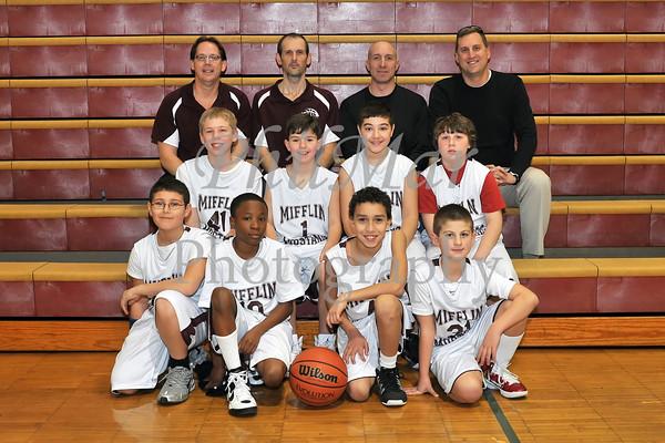 Governor Mifflin VS St. Catharine 5th Grade Boys Basketball