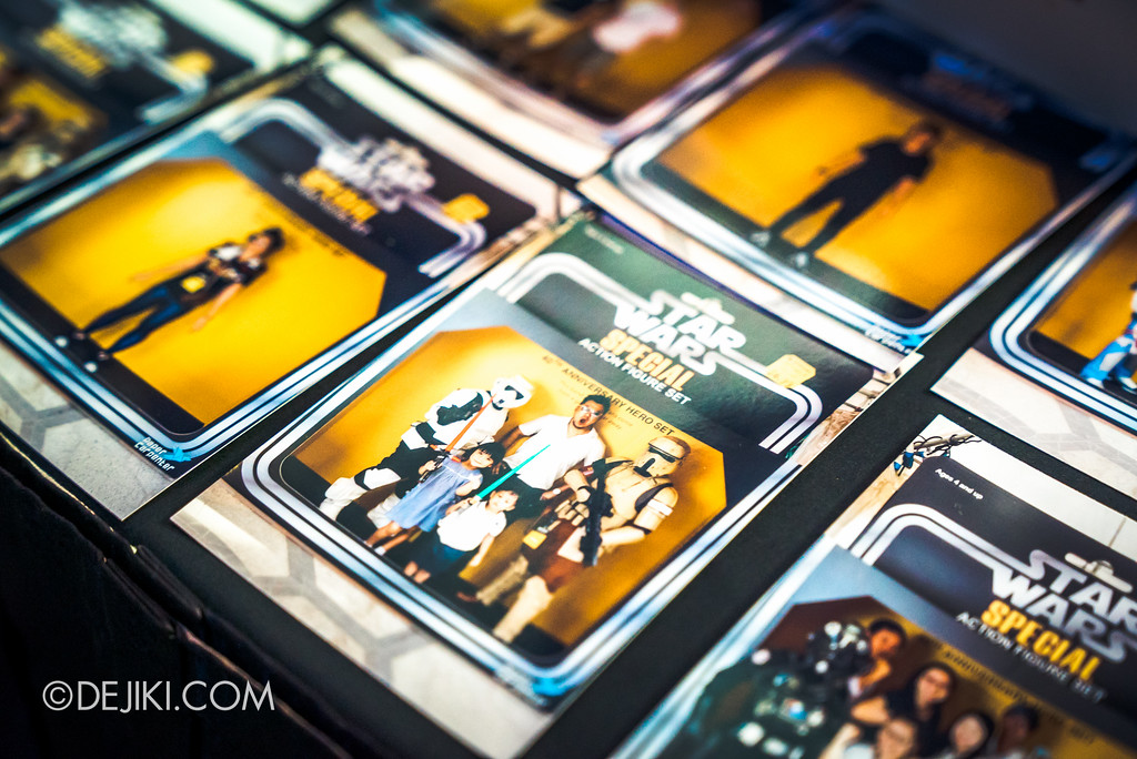 Gardens by the Bay - Star Wars Day 2017 - Charity Photo Booth prints