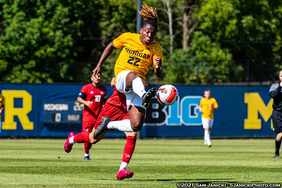 8-15-21 - Best of Michigan Men's Soccer Vs UIC (Ex)