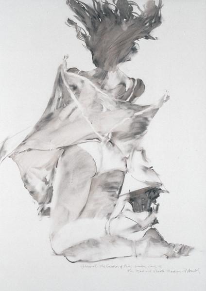 Study for Garden of Eros (1988)