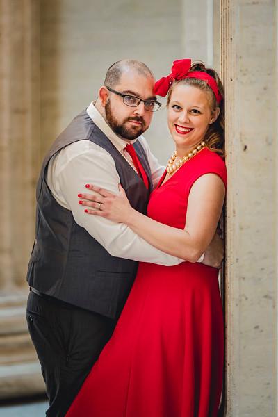Chicago IL // Engagement Photography // Allison&Charlie