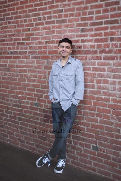 Matthew's Senior Portraits