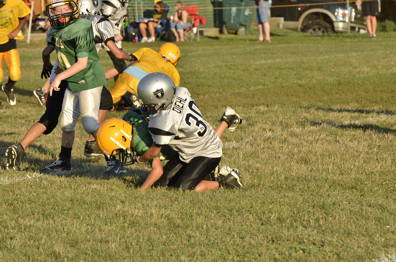 Wildcats vs Raiders Scrimmage 177.JPG