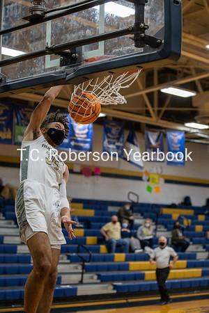 Boys Varsity Basketball 1/15