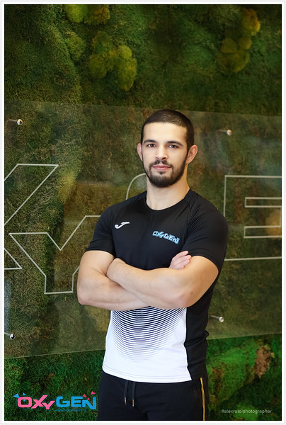 Mihai - Personal Trainer