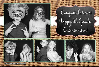 Happy 5th Grade Culmination