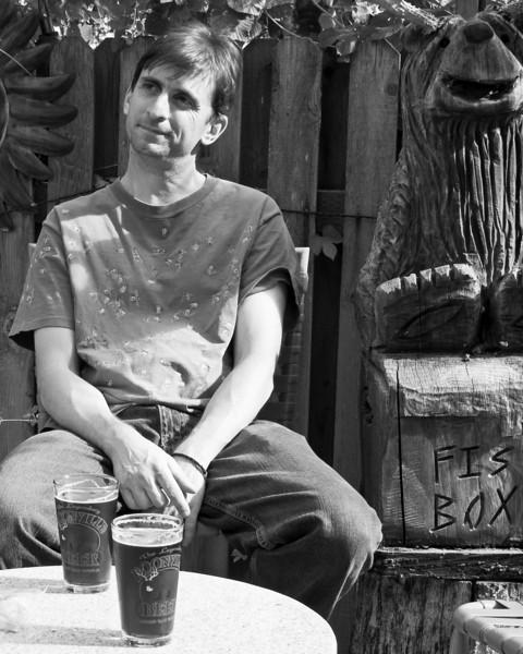 Sam Schillace, software engineer, serial entrepreneur, Boonville 2009