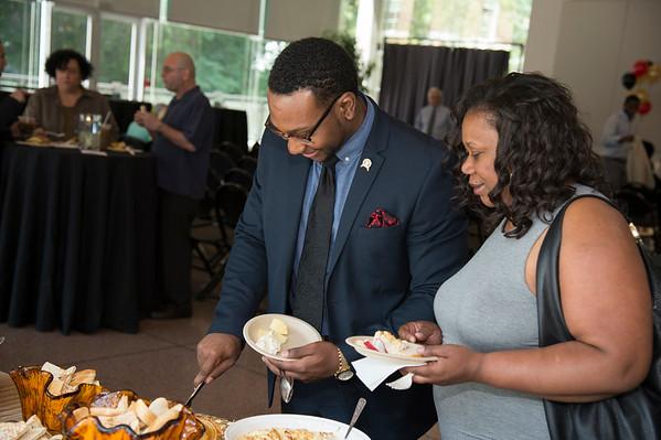 2015 Black and Latino Graduate Ceremonies