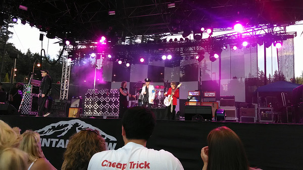 Cheap Trick - July 2014