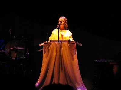 Dead Can Dance - 21 Sep 2005 - Paramount Theater - Oakland, CA