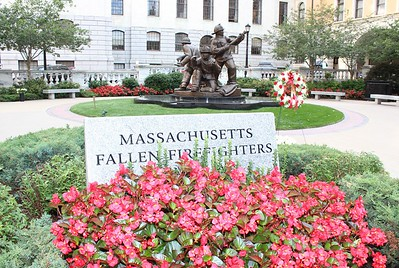 Mass Fallen Firefighters Memorial 2017