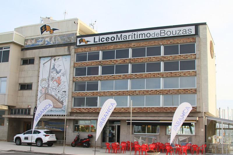 Liceo MarítimodeBouzas MABANCA JIABANCA VONVIVI