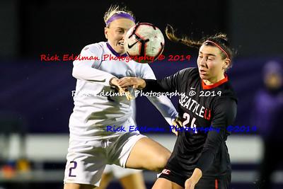 SU vs UW Women's Soccer