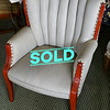 Scallop Back Chair