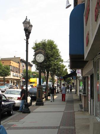 Bayonne Streetscape Bayonne, NJ