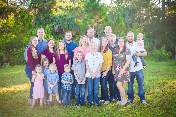 H Extended Families