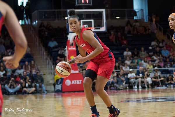 Washington Mystics vs. Connecticut Sun - June 29, 2019