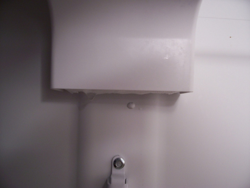 Whirlpool / Kenmore Refrigerator Condensate Problem