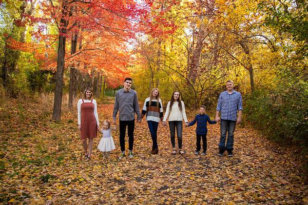 Perennoud Family 2019