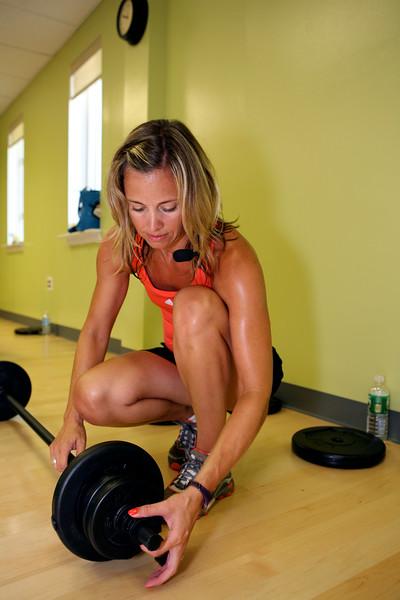 Fitness Center Training Tennis Addiction