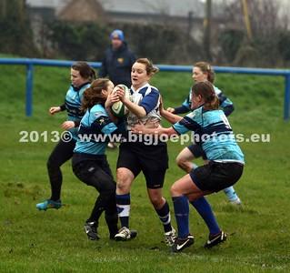 Rugby Edenderry V Nuim Barnhall