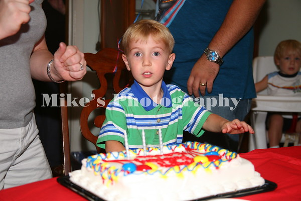 Nickolas 3rd Birthday