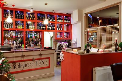 Ponchinellos Italian Restaurant Syston, Leicester