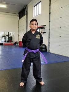 2018-09-08_Tre's Purple Belt Testing