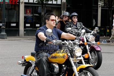 Portland Pride Parade 2006