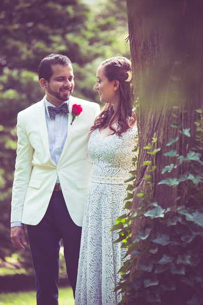 Alyse and Prasad Wedding