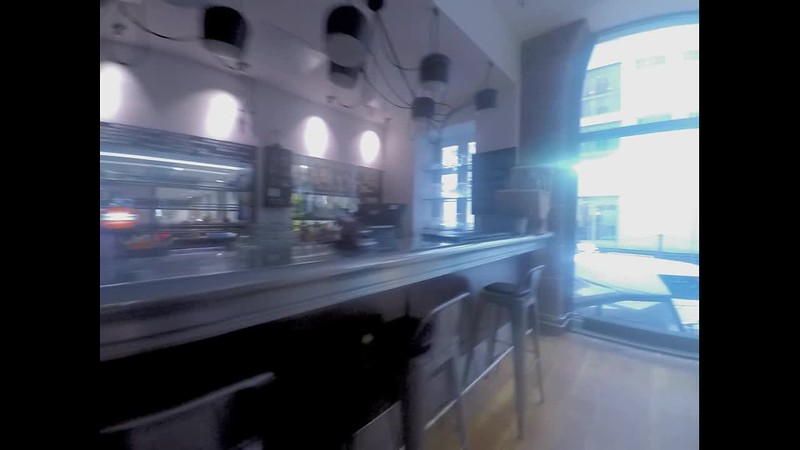 Looking around the Clarion Hotel in Bergen