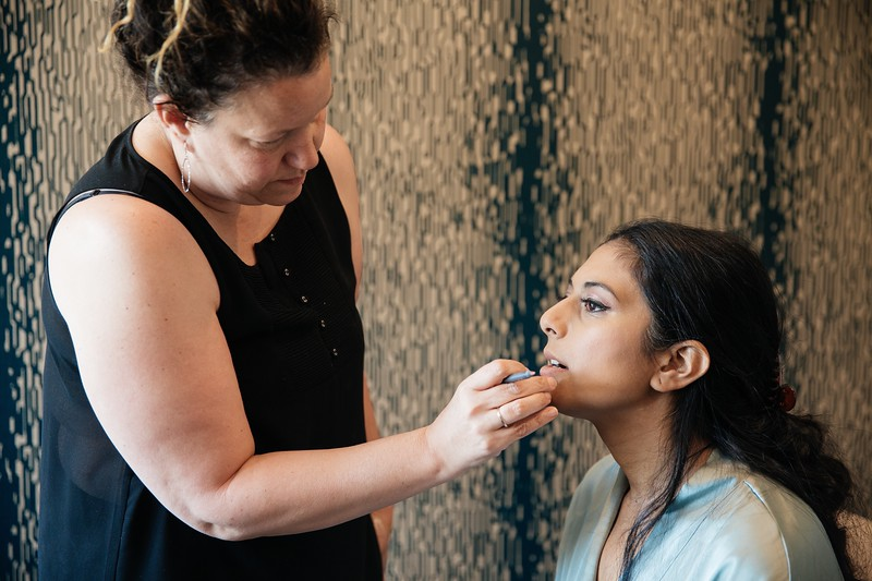 LeCapeWeddings Chicago Photographer - Renu and Ryan - Hilton Oakbrook Hills Indian Wedding -  60.jpg