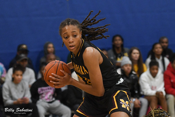 Girls High School Basketball - 2019-2020 Season