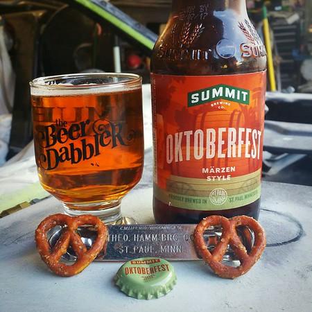 Mini Beer Dabbler - Oktoberfest