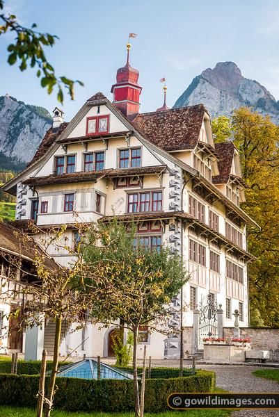 Schwyz Architecture