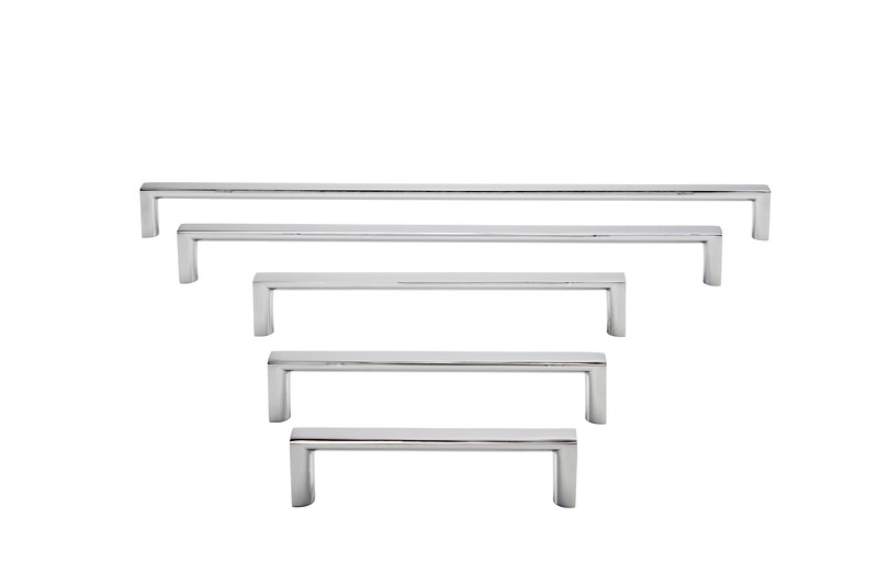 Chrome Plate Bar Handles