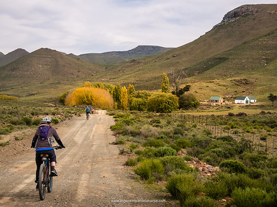 Middelburg to Graaff Reinet  on the Back Roads eBiking