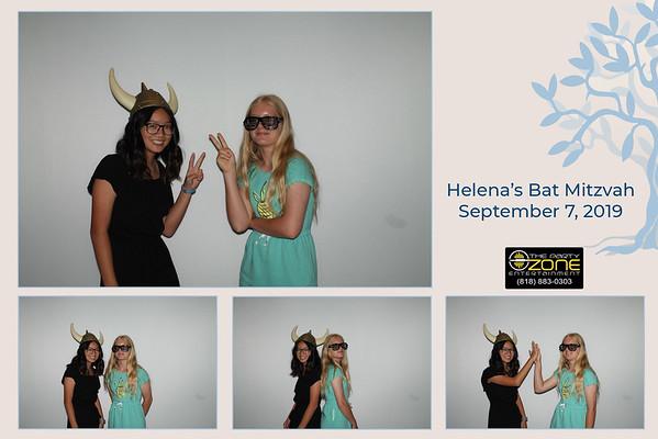 Helena's bat-Mitzvah
