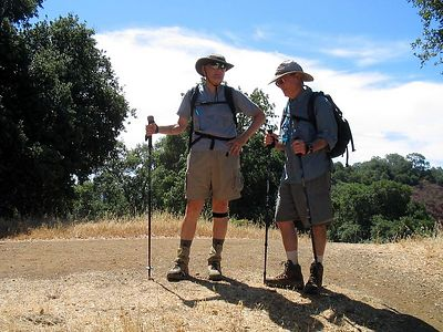 Almaden Quicksilver County Park Hike