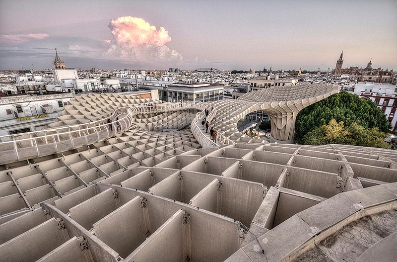 Sky View Seville