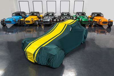 Caterham Car Cover