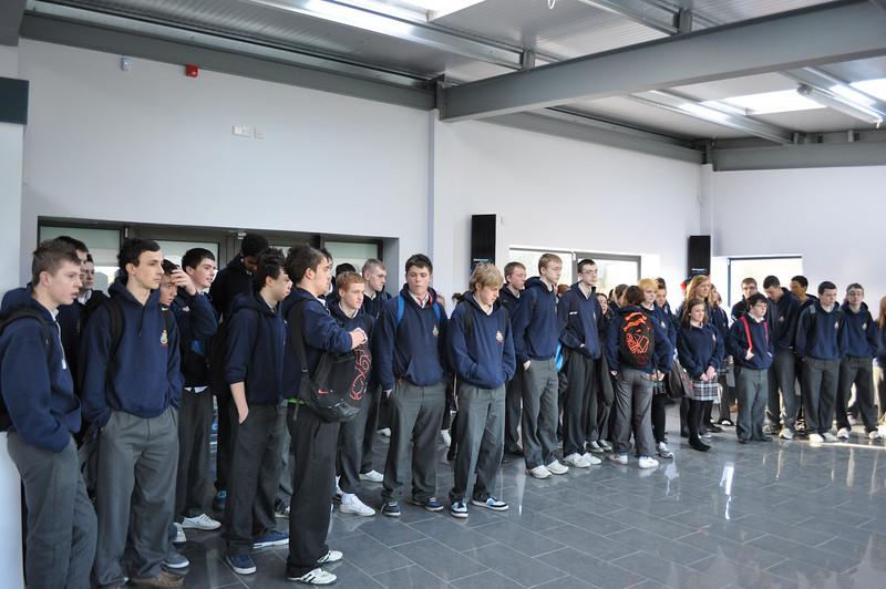 St. Oliver's Community College, Drogheda - 29 February 2012