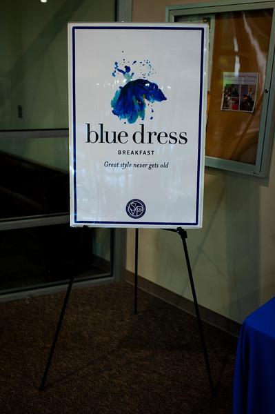 2019 Blue Dress Breakfast
